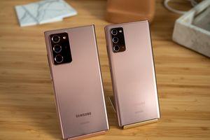 'Samsung đã đi trước một bước so với Apple, Huawei'