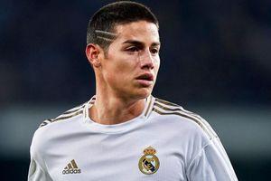 Real sẽ bán James Rodriguez để tránh mất trắng