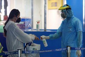 Hơn 700 khách du lịch chuẩn bị rời Đà Nẵng