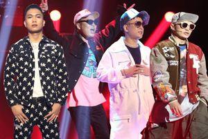 4 giám khảo 'King Of Rap' đều có gu thời trang cá tính