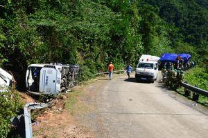 Khởi tố lái xe khách gây tai nạn làm 15 người thiệt mạng