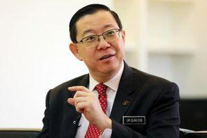 Malaysia bắt cựu bộ trưởng liên quan dự án 1,5 tỷ USD hợp tác với TQ