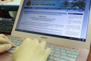 Thu thuế hoạt động thương mại điện tử: Những nút thắt chưa được gỡ