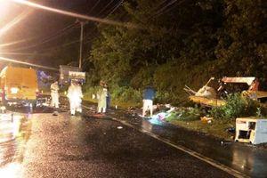Tin tức tai nạn giao thông mới nhất hôm nay 6/8: Xe tải tông nhau, 3 người thương vong