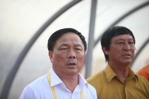 Lãnh đạo tỉnh Thanh Hóa lên tiếng, 'bầu' Đệ rút quyết định bỏ V-League 2020