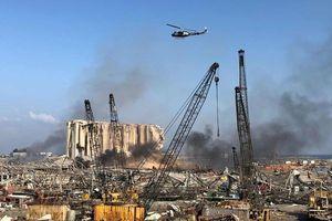 Lebanon ban bố tình trạng khẩn cấp tại thủ đô Beirut