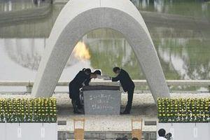 Nhật Bản mong muốn vũ khí hạt nhân bị loại bỏ
