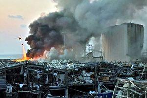 Vụ nổ như ngày tận thế tại Lebanon: Đằng sau vụ nổ 'như bom nguyên tử' ở Lebanon