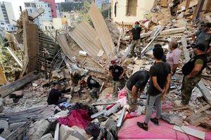 Các nước chung tay khắc phục hậu quả vụ nổ ở Lebanon