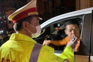 CSGT ra quân: Tước hàng nghìn giấy phép lái xe trong 5 ngày