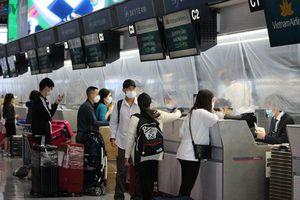 Dịch Covid-19: Hơn 220 công dân Việt Nam từ Nhật Bản về nước an toàn
