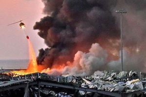 Tổng Bí thư, Chủ tịch nước gửi điện chia buồn 2 vụ nổ tại Lebanon