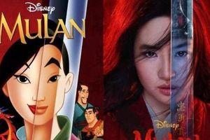 'Hoa Mộc Lan' của Disney sẽ ra mắt online thay vì ra rạp