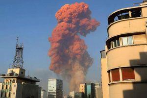 Lầu Năm Góc dự định làm rõ tình hình vụ nổ ở Beirut