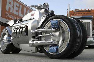 Top 5 siêu môtô được lắp động cơ 'khủng' của ôtô