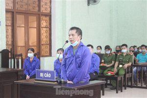 Tuyên 4 án tử hình nhóm buôn bán ma túy 'khủng' ở Cao Bằng
