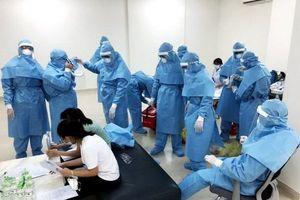 Cách ly 700 khách du lịch kẹt ở Đà Nẵng khi về sân bay Tân Sơn Nhất