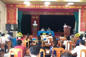 Phú Thọ: Chuyển lưới điện từ HTX dịch vụ điện năng Thạch Khoán về ngành điện