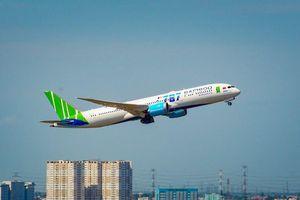 Bamboo Airways dẫn đầu tỷ lệ bay đúng giờ toàn ngành trong 7 tháng đầu năm 2020