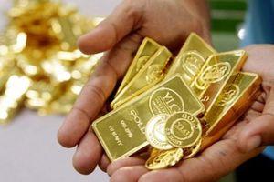 Đồng USD suy yếu thúc đẩy vàng tiếp tục tăng mạnh