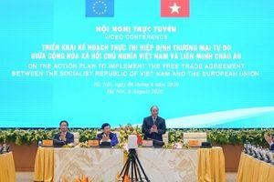 Bộ trưởng Bộ KH&ĐT: Thực thi EVFTA đặt ra nhiều thách thức cho Việt Nam