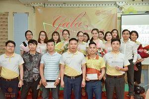 Tưng bừng Gala sơ kết 6 tháng đầu năm 2020 của sàn bất động sản Tâm Quê