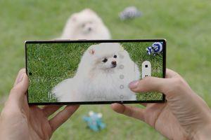 Chế độ Pro Video trên Galaxy Note 20 series có rất nhiều điểm mới