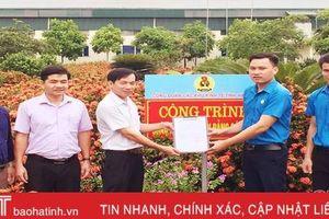 Cộng đồng doanh nghiệp Hà Tĩnh thi đua hướng về đại hội Đảng các cấp