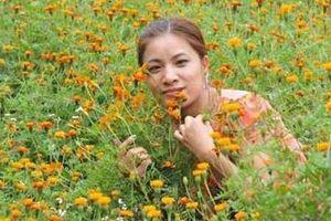 Nhà văn Chu Thị Minh Huệ: nảy từ đá xám mà xanh