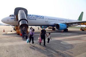 Bamboo Airways là hãng bay có tỷ lệ chuyến bay đúng giờ cao nhất
