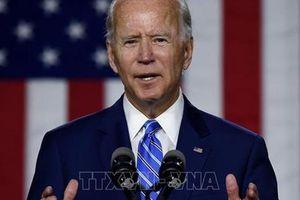 Ứng cử viên J.Biden sẽ phát biểu trực tuyến chấp nhận đề cử của đảng Dân chủ
