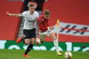 Quỷ đỏ khẳng định ứng viên nặng ký cho ngôi vô địch Europa League