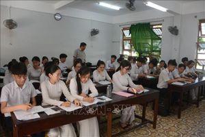 Tuyển sinh 2020: Phải dành chỉ tiêu cho thí sinh thi tốt nghiệp THPT đợt 2
