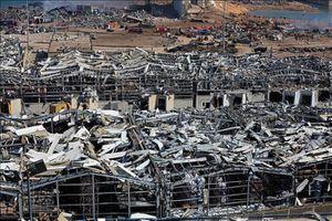 Vụ nổ ở Beirut: Liban thành lập ủy ban điều tra