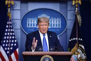 Tổng thống Mỹ lạc quan về khả năng có vaccine phòng COVID-19 vào đầu tháng 11 tới