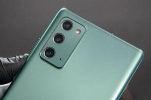Ảnh chi tiết Samsung Galaxy Note 20 giá 24,99 triệu tại Việt Nam