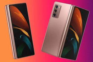 Samsung Galaxy Z Fold2 5G ra mắt: Chip S865 Plus, RAM 12 GB, giá chưa công bố