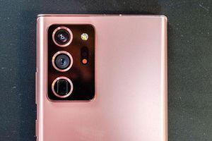 Cận cảnh vẻ đẹp tuyệt mỹ của Galaxy Note 20 Ultra, giá 30,99 triệu ở Việt Nam