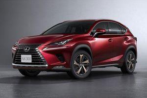 Bảng giá xe Lexus tháng 8/2020