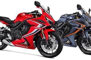 Honda sắp ra mắt bộ đôi CBR650R và CB650R vào tháng 11 tới