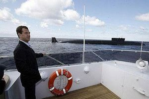 Tàu ngầm Nga khiến tướng Mỹ phải thừa nhận sức mạnh