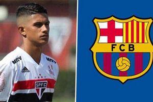 Barca chiêu mộ thành công 'Neymar mới'