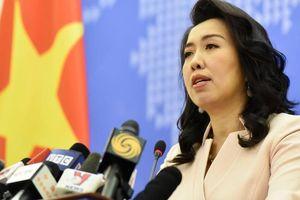Việt Nam phản ứng với vi phạm của Trung Quốc đối với Quần đảo Hoàng Sa