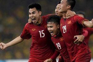Đội tuyển Việt Nam nhận tin cực vui từ AFC