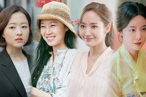12 nữ hoàng phim hài lãng mạn Hàn Quốc (P1): Gong Hyo Jin, Park Min Young hay Hwang Jung Eum đỉnh hơn?