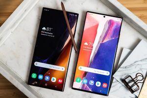 Galaxy Note20 Ultra là smartphone đầu tiên trên thế giới được trang bị kính Gorilla Glass Victus