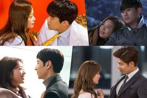 8 cặp đôi có phản ứng hóa học 'nóng bỏng mắt' của phim truyền hình Hàn