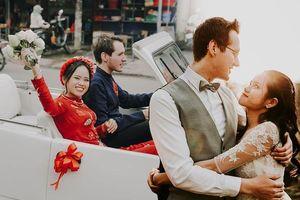 Cuộc hôn nhân của cô gái Việt lấy chồng Đức: Người mẹ chồng đặc biệt khiến ai nấy phải ước ao
