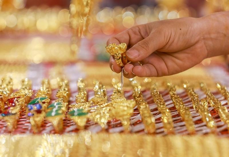 Giá vàng hôm nay ngày 6/8: Giá vàng bật tăng mạnh