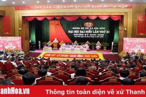 Đại hội Đại biểu Đảng bộ thị xã Bỉm Sơn lần thứ XI: Đoàn kết - Kỷ cương - Năng động - Phát triển